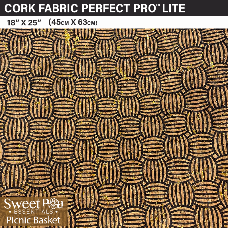 Perfect Pro™ Lite Cork - Picnic Basket 0.4mm
