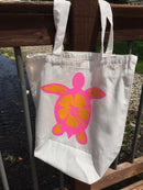Turtle Reflections Applique and Handbag Pattern