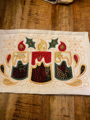 BOW Christmas Wonder Mystery Quilt Block 4