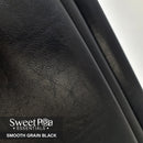 Perfect Pro™ Faux Leather - SMOOTH GRAIN BLACK 0.95mm