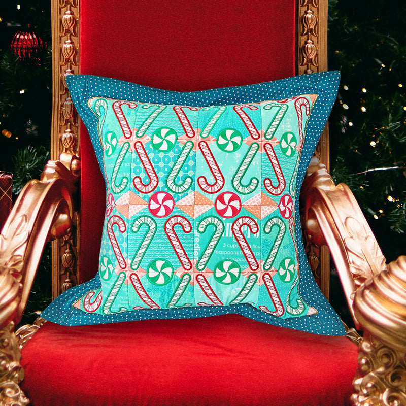 Christmas Candy Cushion 4x4 5x5 6x6 7x7