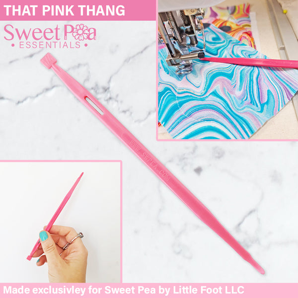 That Pink Thang - by Lynn Graves