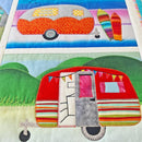 Caravan Quilt Sewing Pattern - Sew Sweet Pea