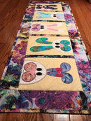 Easter Bunny Applique and Table Runner Pattern - Sew Sweet Pea