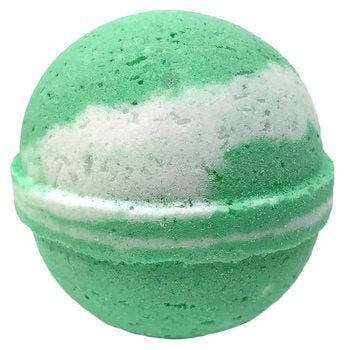 Green Tea Bath Bomb Large 5 oz.