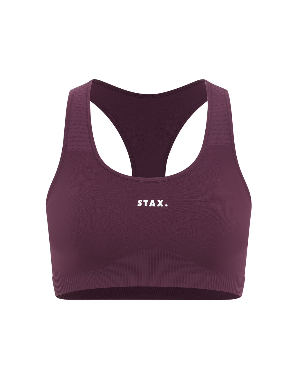 STAX. Tote Bag - Lavender (Purple)