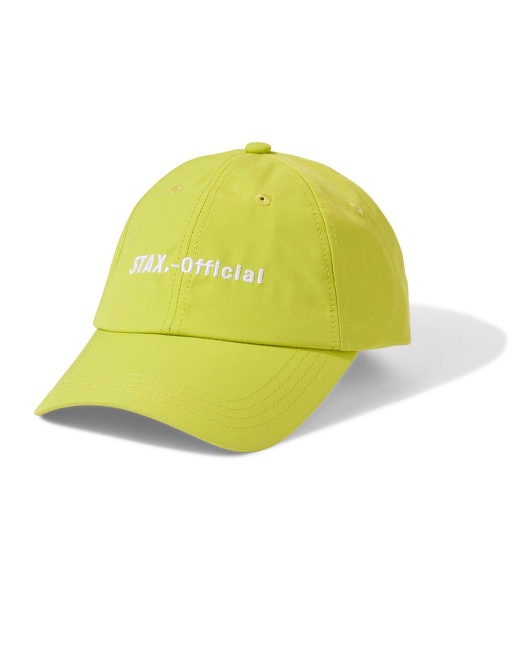 STAX.-Official  DAD HAT - LIGHT GREEN