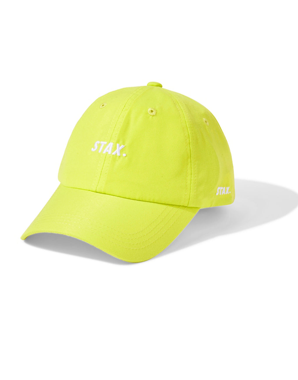 STAX.-Official  DAD HAT - LEMON