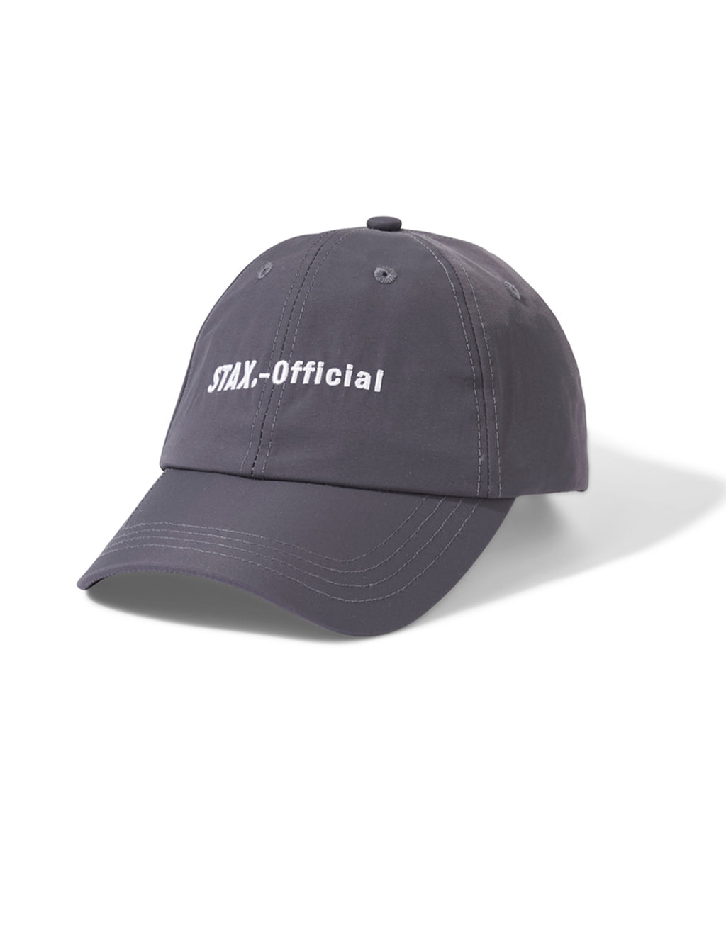 STAX.-Official  DAD HAT - GREY