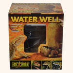 Reptile Tank Decoration - Water Well Dispenser - Free Shipping