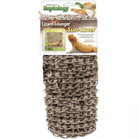Hand Woven Basking Platform for Reptile Cage - Free Shipping
