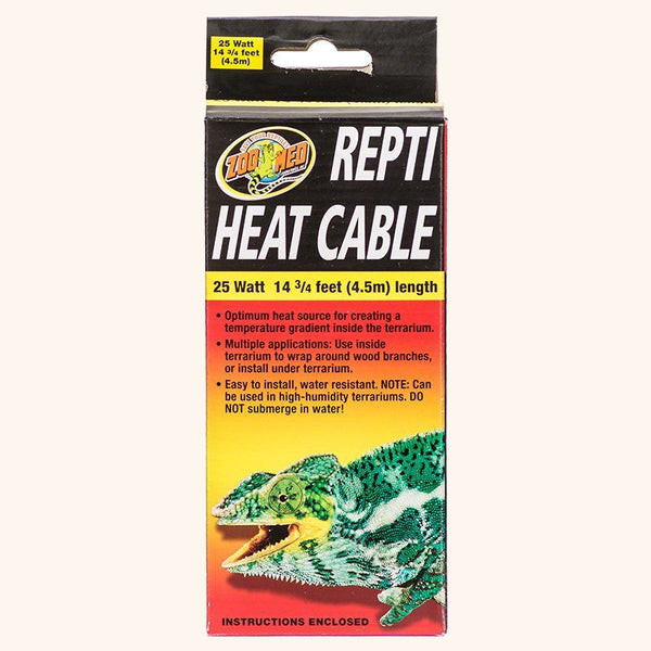 Heat Cable for Reptile Tank - Free Shipping
