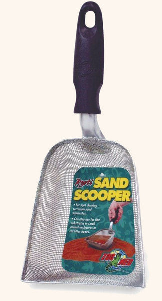 Sand Scooper for Reptile Cage - Free Shipping