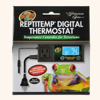 Digital Thermostat for Reptile Cage - Free Shipping