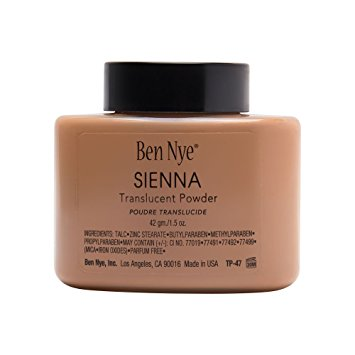 Translucent Sienna Powder
