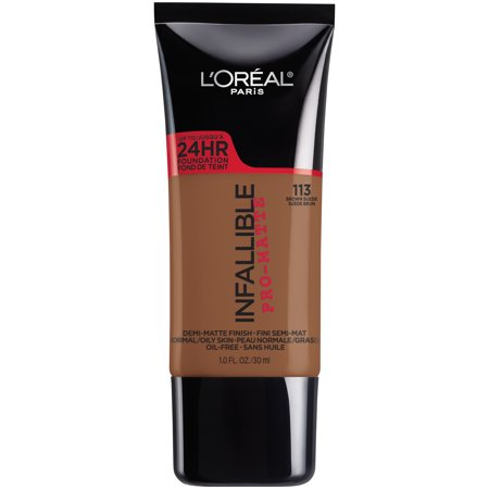 L`oreal Infallible Liquid Foundation