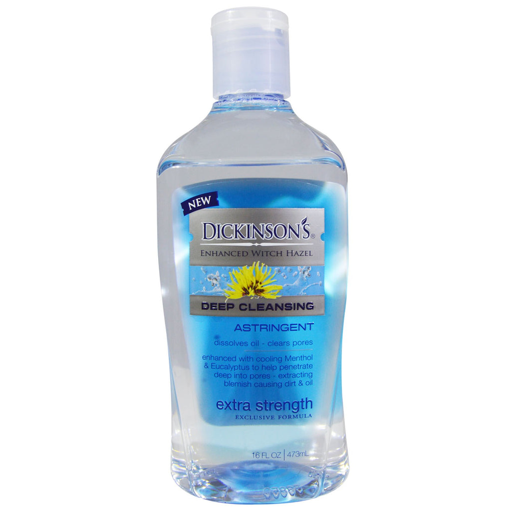 Dickinson's Enhanced Witch Hazel Deep Cleansing Astringent
