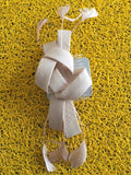 Fascinator Hair Comb Ivory