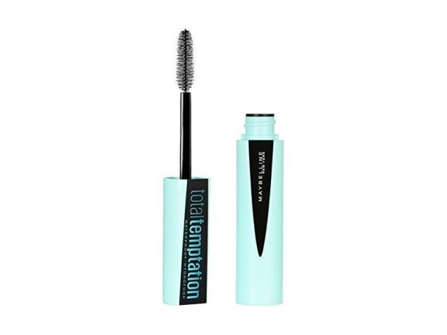 Maybelline Total Temptation Waterproof Mascara 604 Very Black