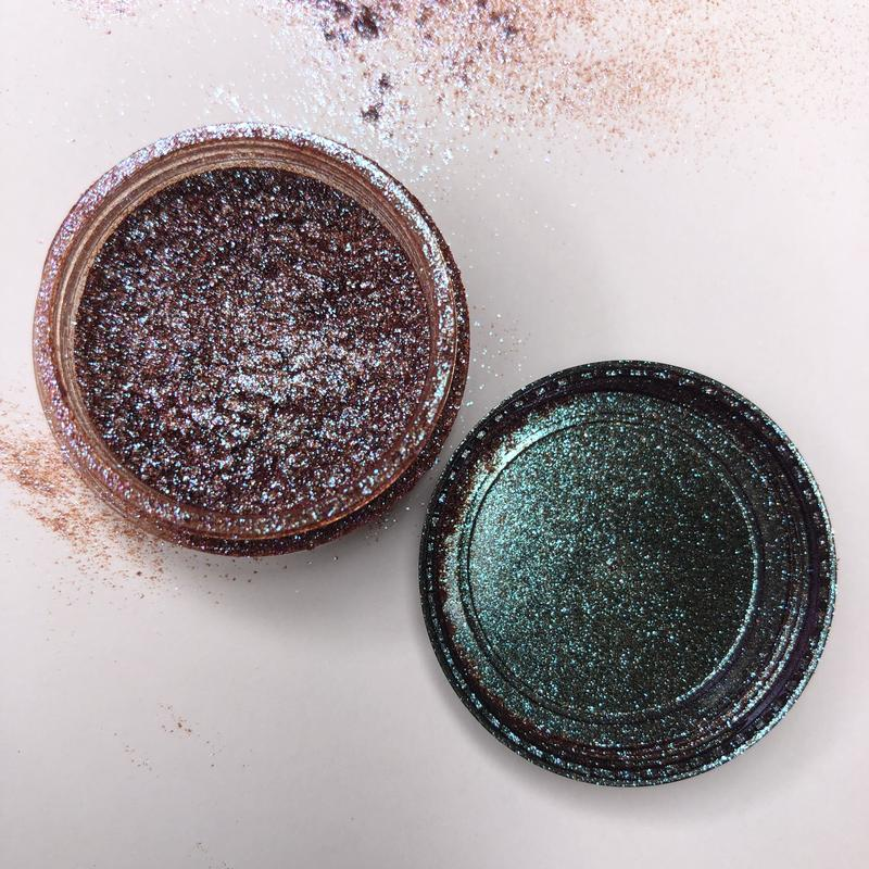 P 48 SHIFTERS LOOSE EYE PIGMENTS