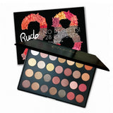 RUDE No Regrets! 28 Excuses Eyeshadow Palette - Leo Shimmer