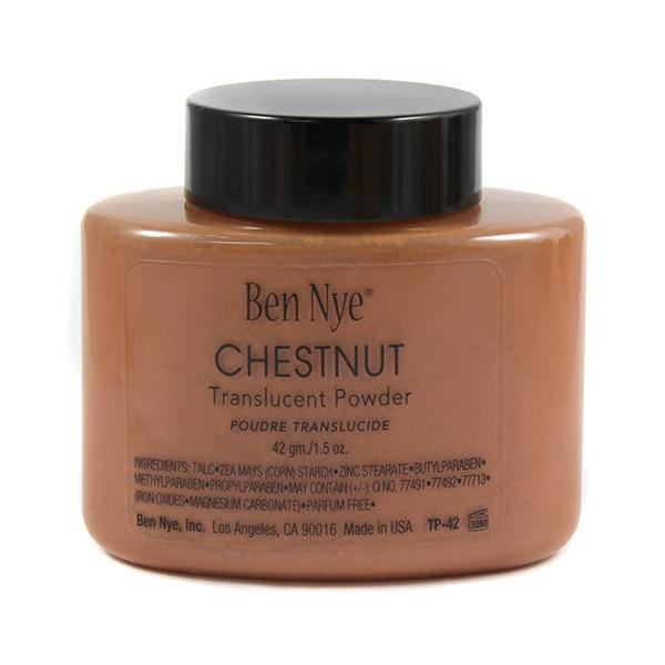 Translucent Chestnut Powder