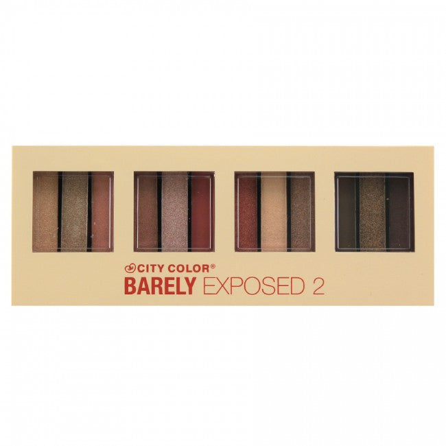 Barely Exposed 2 Eyeshadow Palette