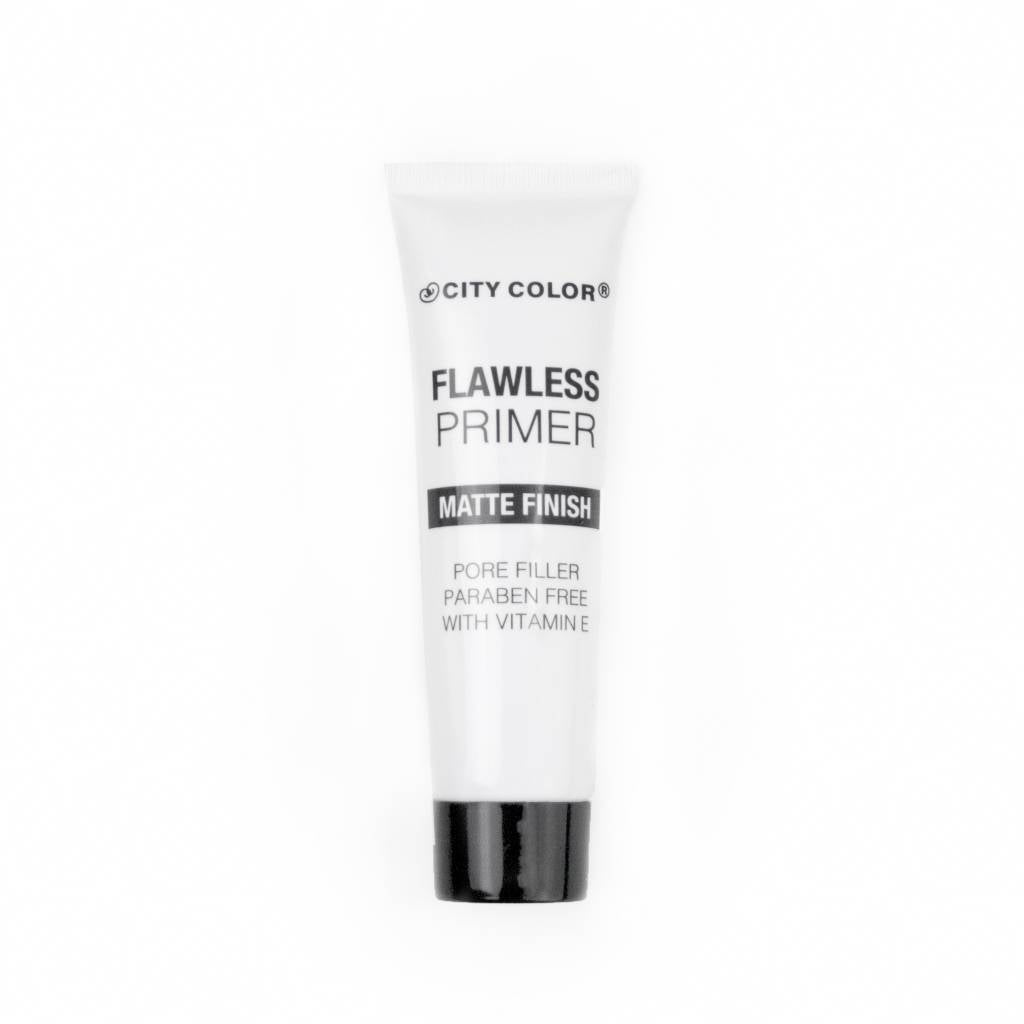 City Color Flawless Primer Matte Finish