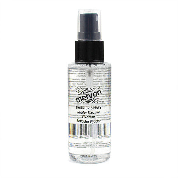Mehron Barrier Spray Fixer & Sealer