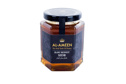 Raw Honey Sidr