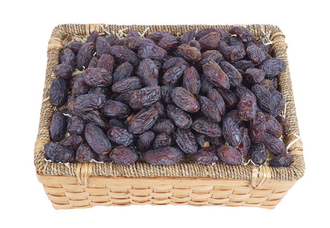 Large Medjoul Dates in 1kg Box standard packaging (without basket)