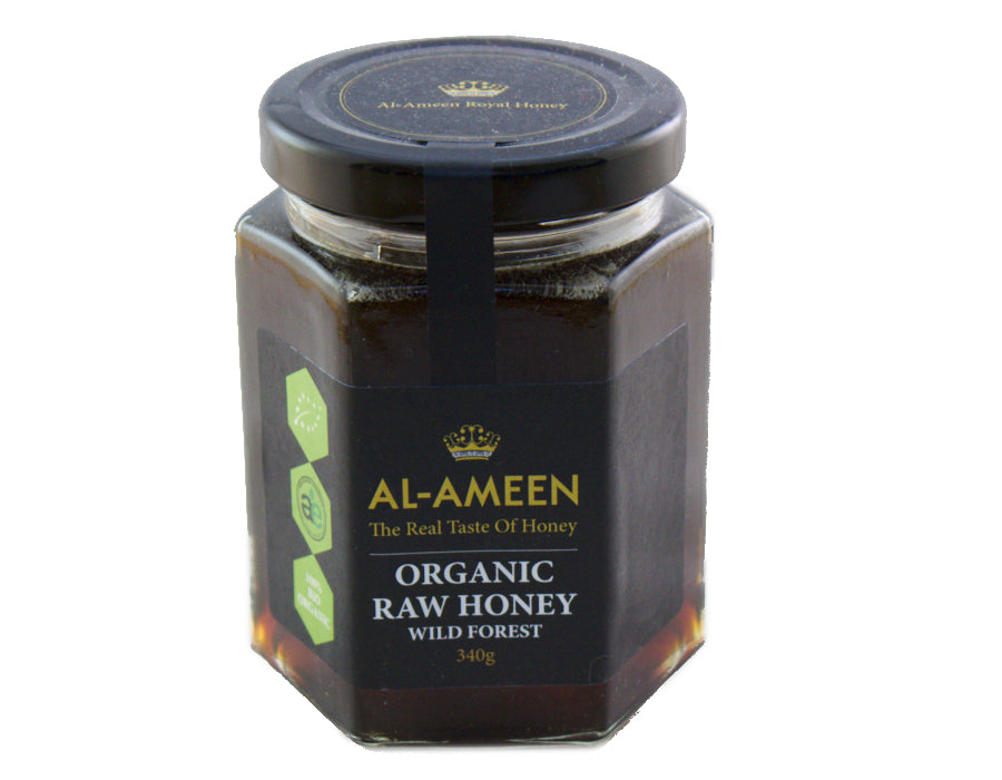 Raw Wild Forest Honey