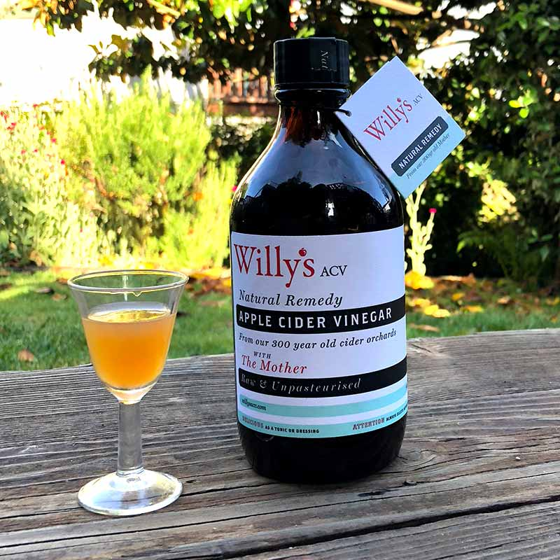 Willy's ACV Apple Cider Vinegar