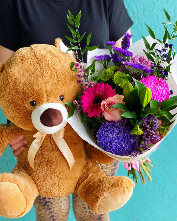 Bunch & Bear - New baby Combo in Pinks & Purples