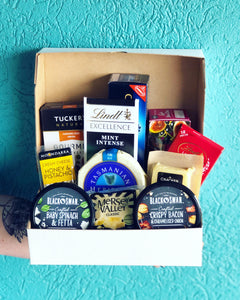 Say Cheese & Chocolate Hamper