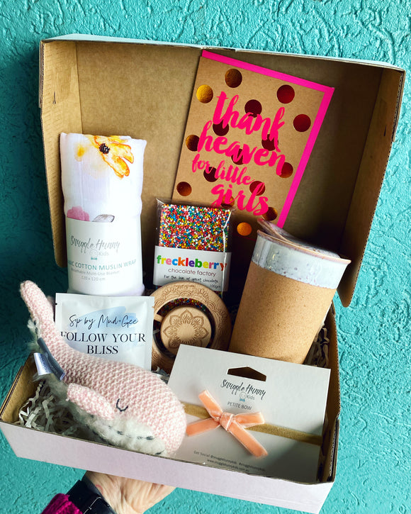 Baby Girl & Strong Mumma Gift Box