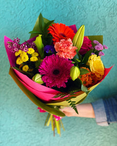 Bright Bunch Arrangement- Large