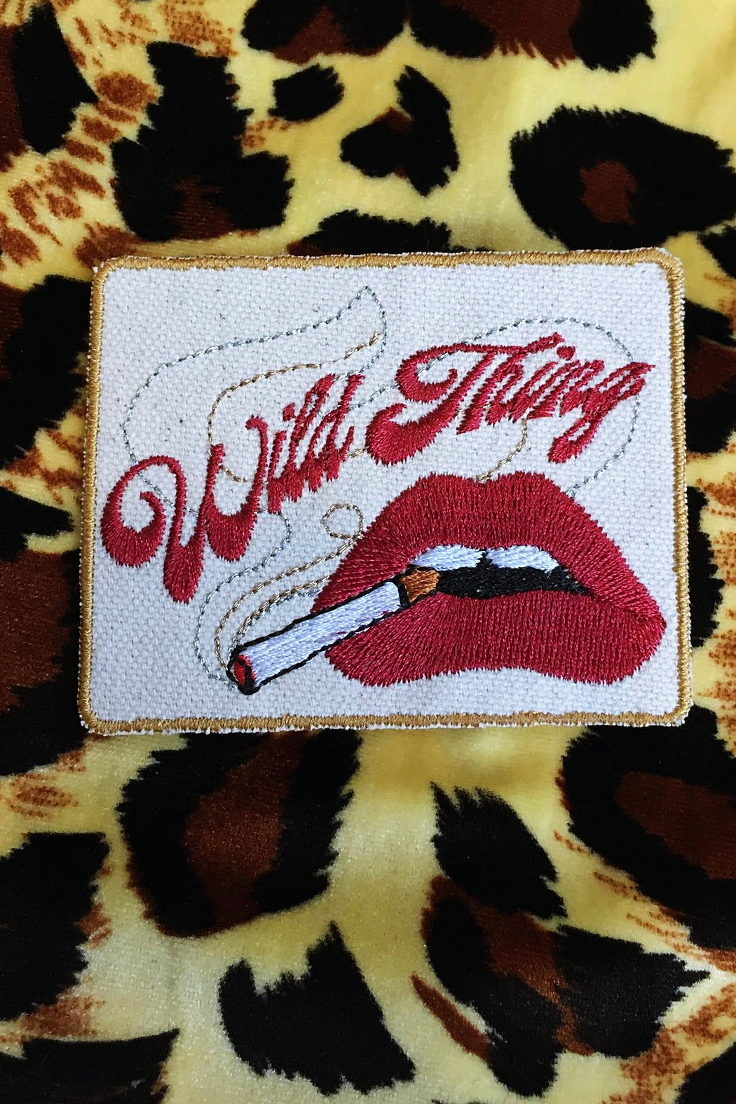 Wild Thing Patch