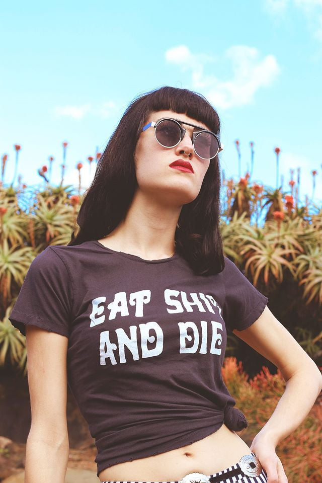 Eat Shit & Die Tee