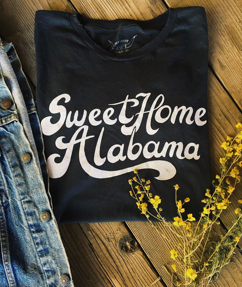 Sweet Home Alabama Tee