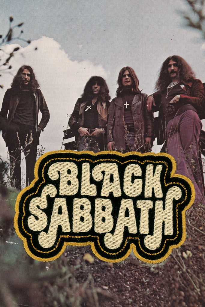 Black Sabbath Patch