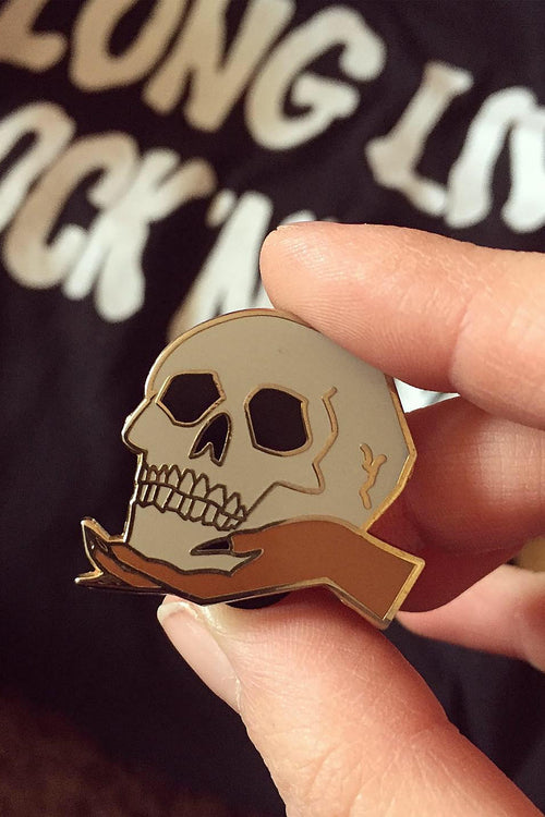 Voodoo Woman Pin