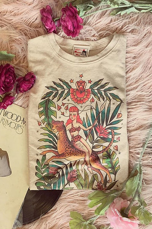 Jungle Queen Tee