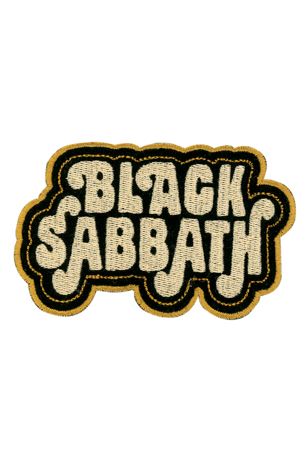 Black Sabbath Patch (Last One)