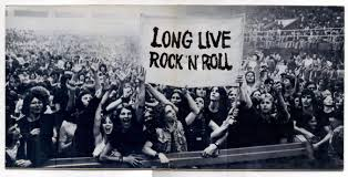 Long Live Rock n Roll Tee