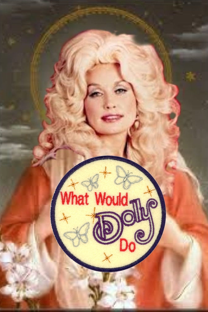 Holy Dolly Patch