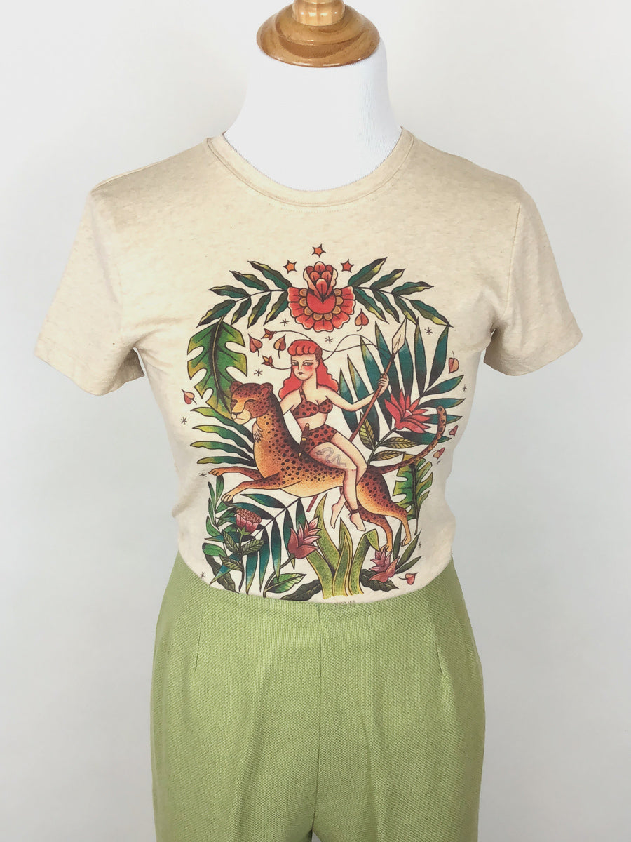 Jungle Queen Tee (Last One)