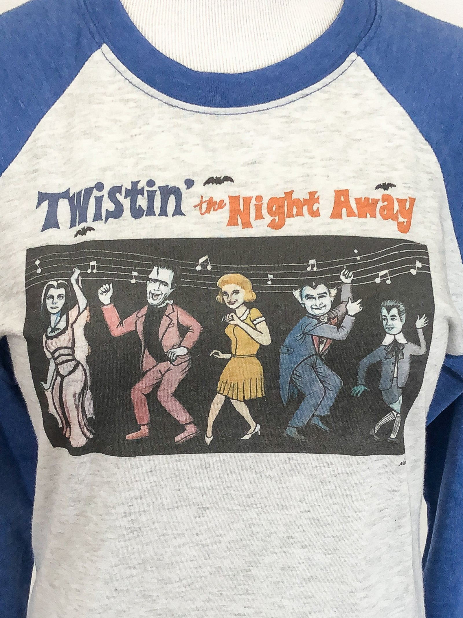 Twistin' The Night Away Unisex Raglan