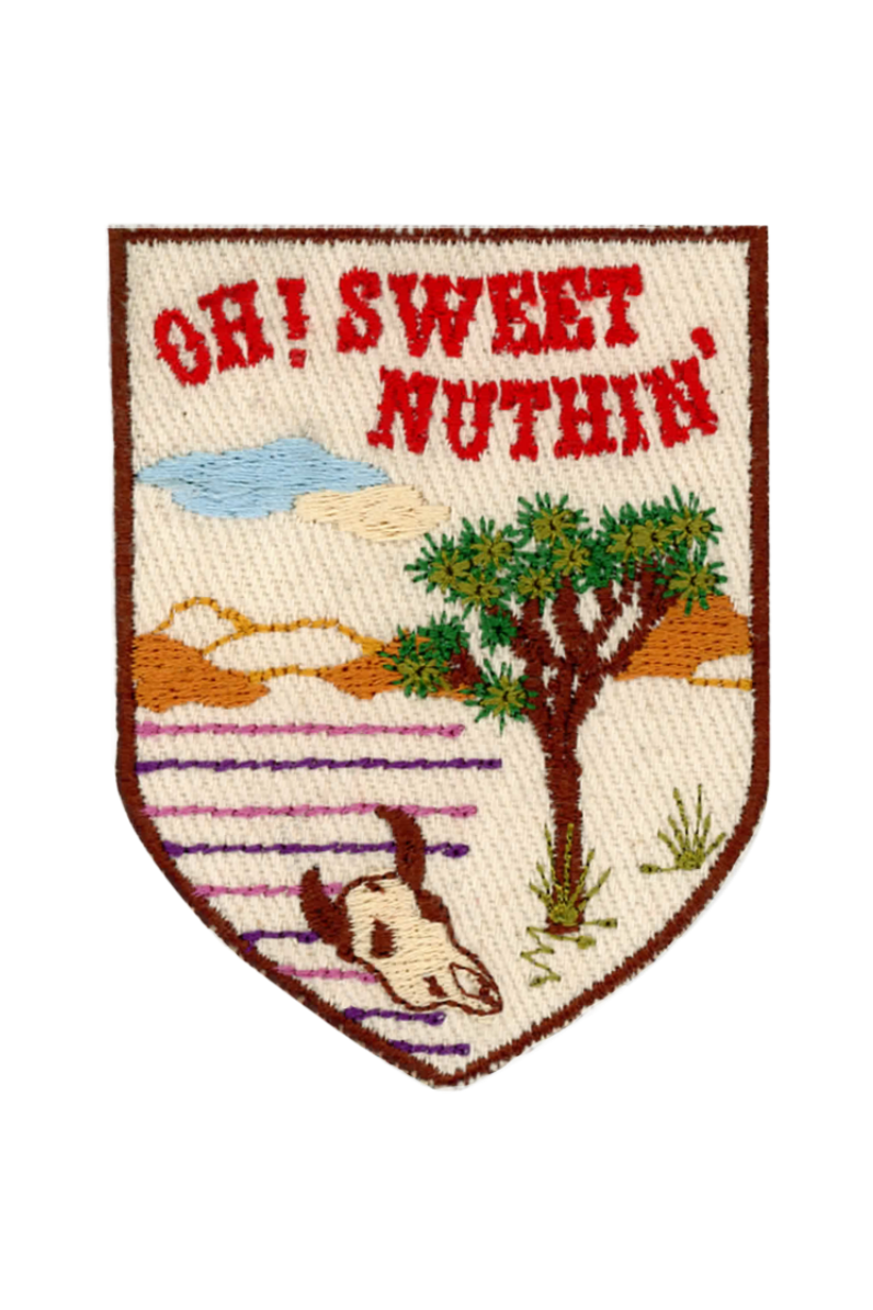 Oh! Sweet Nuthin' Patch (Last One)