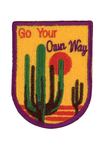 Go Your Own Way Patch